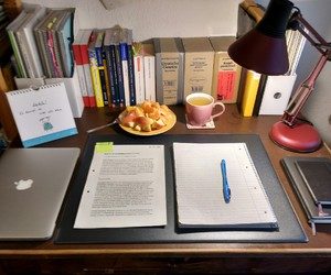 books, focus, and study image