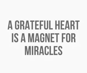quotes, miracle, and heart image