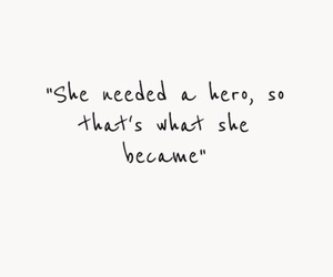 quotes, hero, and love image