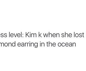 funny, kim, and ocean image