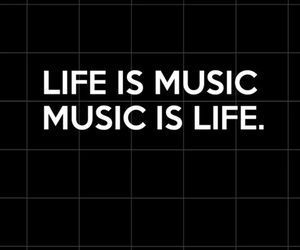 music, background, and life image