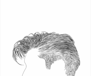 alex turner, arctic monkeys, and black and white image