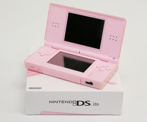 pink, nintendo, and game image