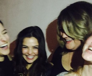 danielle and danielle campbell image