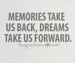 memories, quote, and Dream image