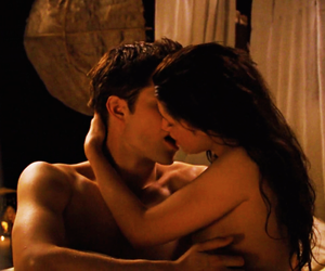 bed, brazil, and breaking dawn image