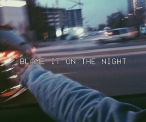 grunge, night, and tumblr image