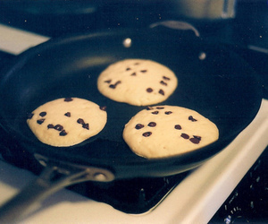 food, Cookies, and pancakes image