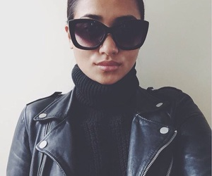 black, girl, and style image