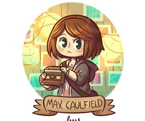 lis, life is strange, and max caulfield image