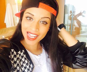 superwoman and lilly singh image