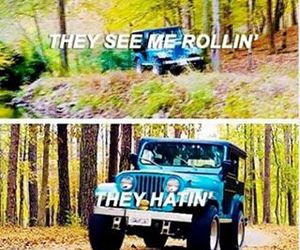 jeep and teenwolf image