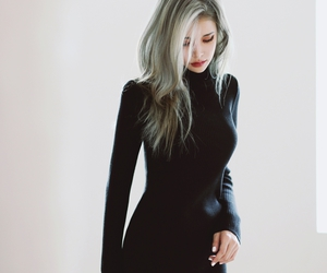 kfashion, hair, and style image