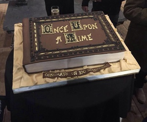 cake, once upon a time, and ️ouat image