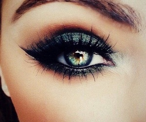 beauty, colour, and eyes image