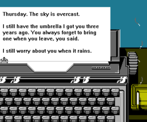 sad, words, and 8bitfiction image