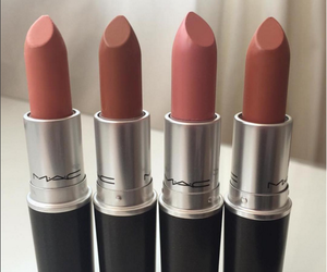 mac and lipstick image