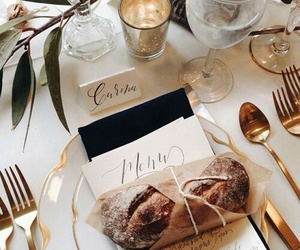 bread, food, and luxury image