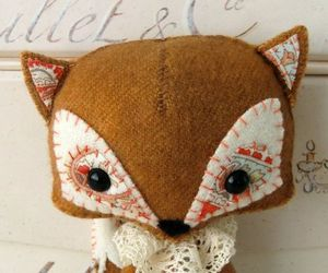 fox and toy image