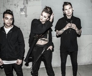 pvris and band image
