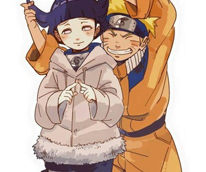 naruto, naruhina, and anime image
