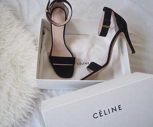 shoes, fashion, and celine image