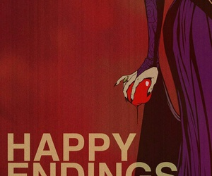 apple, happy ending, and end image