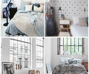 bedroom, decor, and quartos image