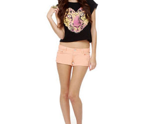 Billabong G Day Mate Shorts - Peach Shorts - Denim Shorts - Jean Shorts - $59.50.00