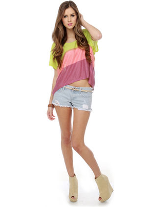 brunette, heels, and shirt image