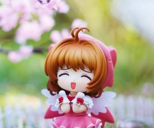 sakura and sakura card captor image