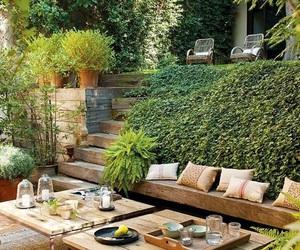 garden, home, and design image