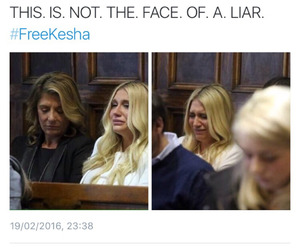 kesha, dr luke, and what did she do? image