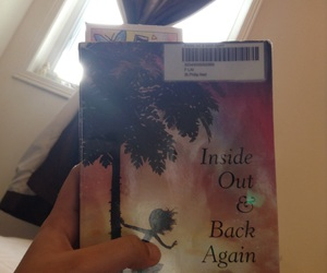 book, finished, and inside out and back again image