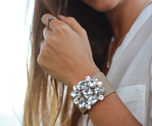 fashion, bracelet, and pretty image