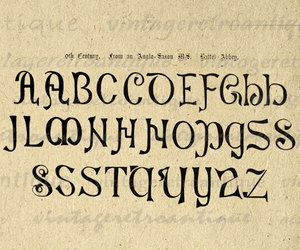 alphabet, digital image, and letters image