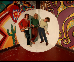 band, psychedelic, and the babe rainbow image