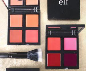 elf, eye cat, and makeup image