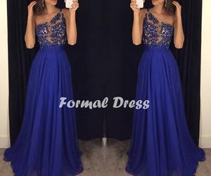 dresses, evening dress, and fashion dress image