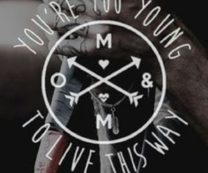 music, om&m, and of mice & men image