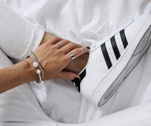 adidas, Originals, and sneakers image