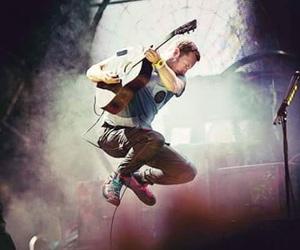 Chris Martin, coldplay, and music image