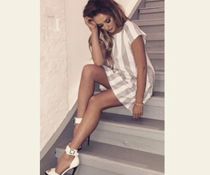 charlotte crosby, fashion, and geordie shore image