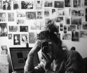 girl, photography, and photo image