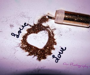 adorable, creative, and glitter image