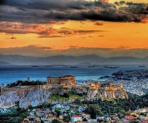 Greece and Athens image
