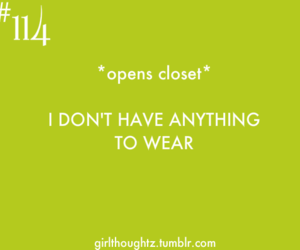 closet, truth, and clothes image