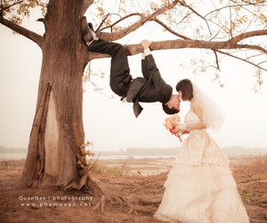 amor, beautiful, and bridal image