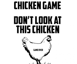 Chicken, drawing, and funny image