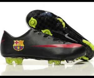 Barcelona, cleats, and boots image